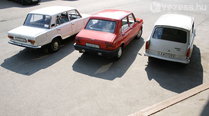 A Lada 22, a Trabant 33, a Yugo 17 éves