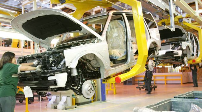 Naponta 700 darab Land Rover készül