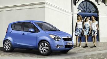 Suzuki-testvér az Opeltől