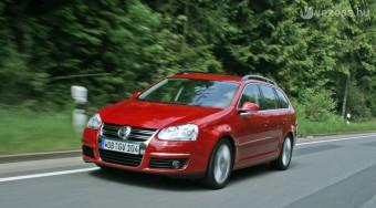 Vezettük: VW Golf kombi
