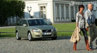 Vezettük: Volvo S40 és V50
