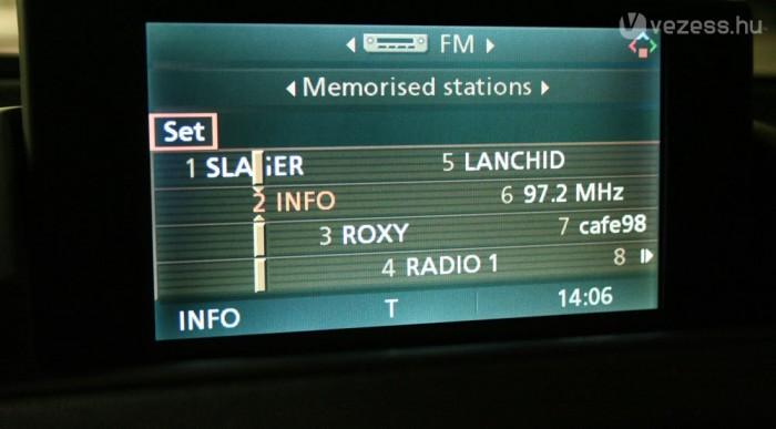 Fontos a jó rádió a vételnél