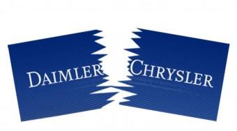Megszűnik a DaimlerChrysler