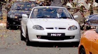 Újra gyártják az MG-t