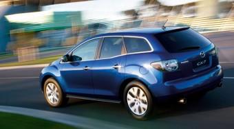 Mazda szabadidő-autó Európának