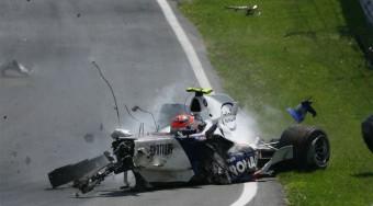Trulli nem hibás a balesetért