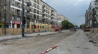 Újra járható a Fehérvári út