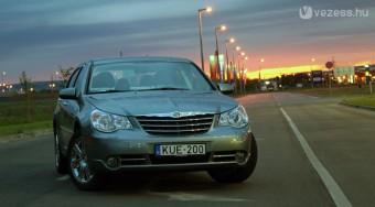 Teszt: Chrysler Sebring 2.0 Limited
