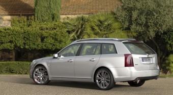 Kombi Cadillac Európának