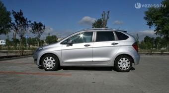Teszt: Honda FR-V 1,8 Comfort