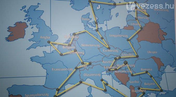 Európai út