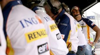 A Renault leszerződtette Piquet-t