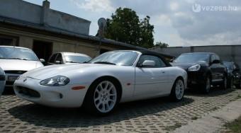 Jaguar fele pénzből