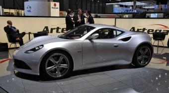 Készül az új német sportkocsi