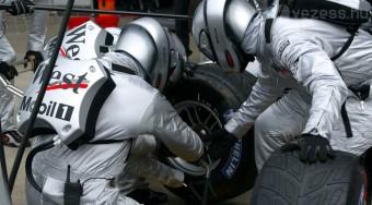 McLaren-kémek az összes csapatnál