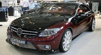 Brutális szuperkocsi Mercedesből
