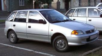 Az ezüst Suzukit szeretjük