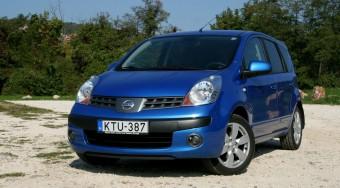 Teszt: Nissan Note 1,5 dCi