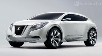 Kombi is lesz a Suzuki nagyautójából