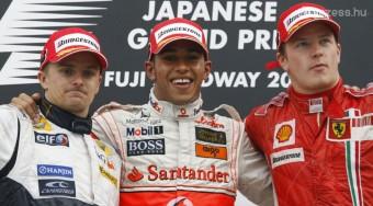 Japán: Heikki Kovalainen rovata