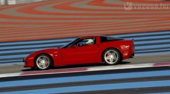 VW-váltó a Corvette-ben