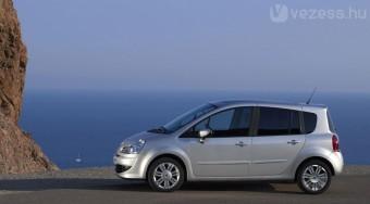 Nagy autó lett a Renault Modusból
