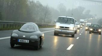 Jöhet az egy liter fogyasztású VW