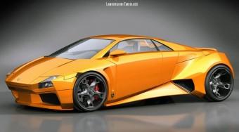 Soha el nem készülő Lamborghini