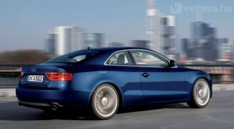 Kis motor az Audi A5-be