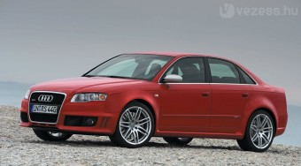 Vége a sport-Audinak