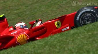 Räikkönen nyert és világbajnok