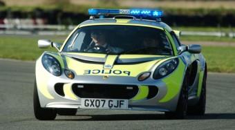 Sportkocsi a rendőröknek