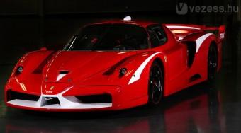 Michael Schumacher új autója