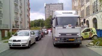 Eltűnnek a teherautók Budapestről?