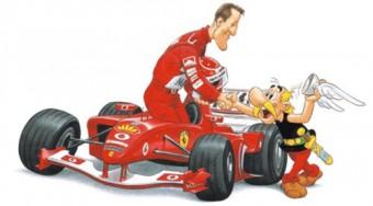 Schumacher indul az olimpián