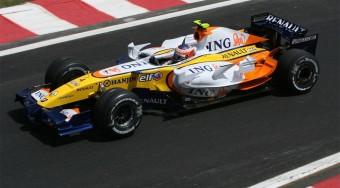 Brazília: Heikki Kovalainen rovata
