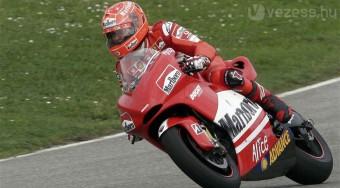 Schumacher motorversenyző lehetne