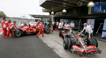 Vizsgálat a McLaren ellen