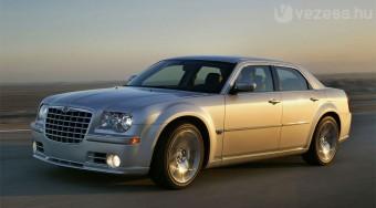 Megújul a legjobb Chrysler