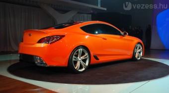 Remek sportkocsi a Hyundaitól