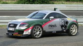 Audi TT 390 km/órával