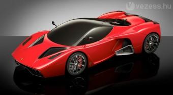 Kis fogyasztású Ferrari készül