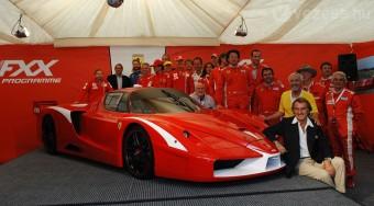 Könnyű lehet a szuper-Ferrari
