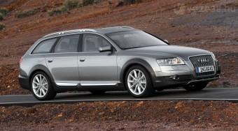 Terepmodell készül az Audi A4-ből