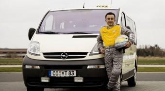 Eladó a Schumi-taxi