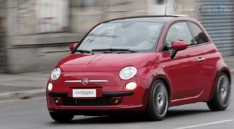 Elcsúnyított Fiat 500