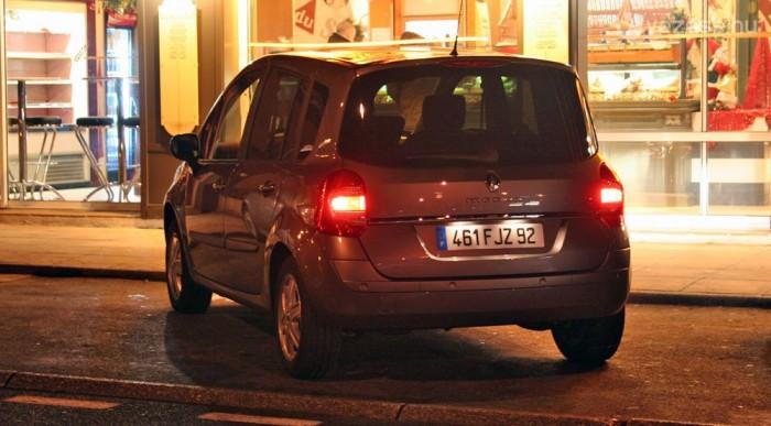 A Grand Modus családi autóként is megjárja