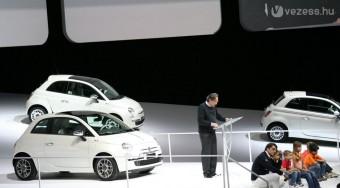Trendi lesz a fehér autó