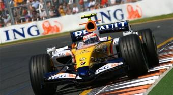 A főszponzor elégedetlen a Renault-val