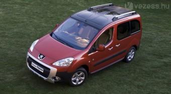 Új családi Peugeot